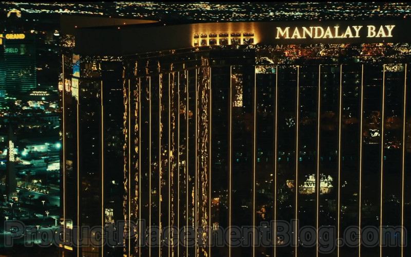 Mandalay Bay Resort and Casino in Bad Education (2019)