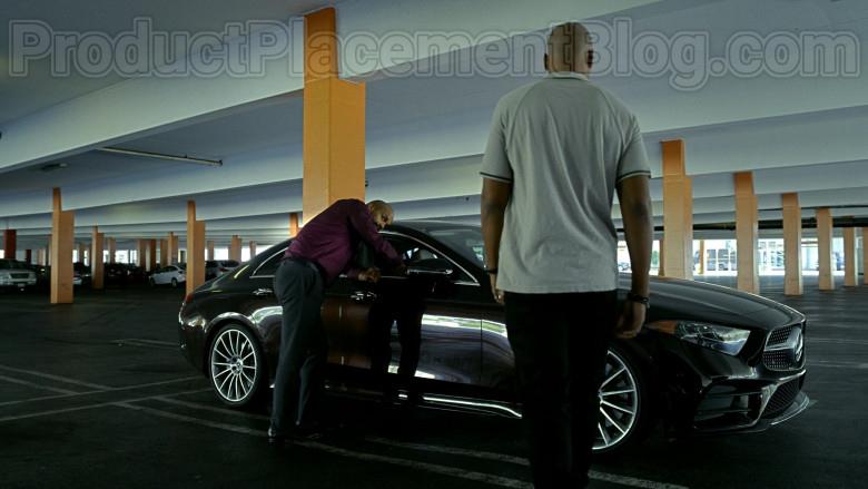 Mercedes-Benz CLS Car in Bosch S06E07 Hard Feelings (1)