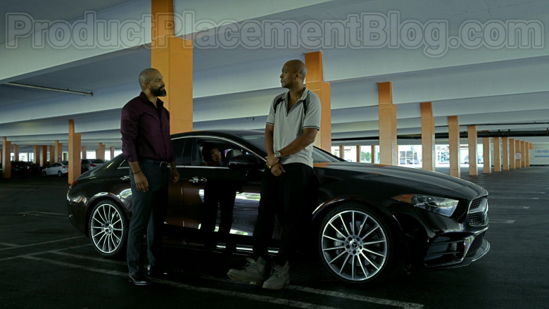 Mercedes-Benz CLS Car in Bosch S06E07 Hard Feelings (2)