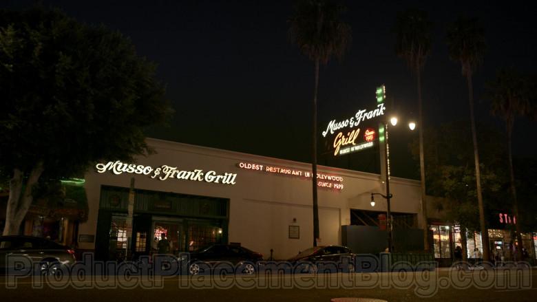 Musso & Frank Grill American Restaurant in Bosch S06E04
