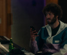 New Balance Jacket of Lil Dicky and Perrier Water Bottle in ...