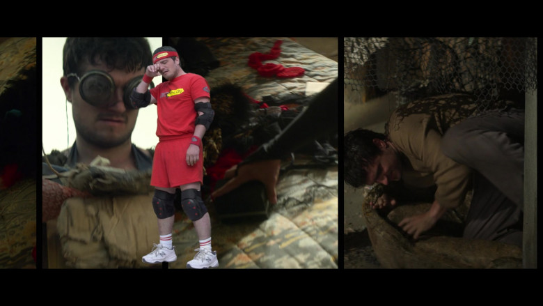 New Balance Sneakers Worn by Josh Hutcherson as Josh Futturman in Future Man S03E01 (1)