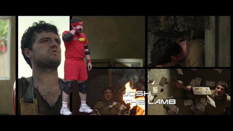 New Balance Sneakers Worn by Josh Hutcherson as Josh Futturman in Future Man S03E01 (2)