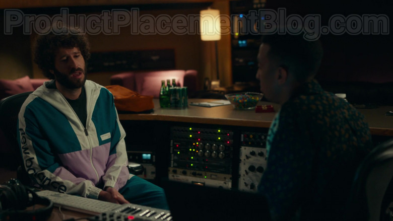 New Balance Tracksuit Worn by Lil Dicky in Dave S01E10 (2)