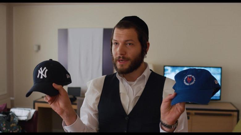New Era Caps in Unorthodox Episode 2 (1)