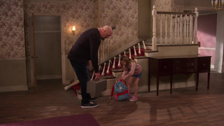 Nike Black Sneakers of Paul Donald Wight II in The Big Show Show S01E02 (1)