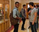 Nike Brown Backpack in Never Have I Ever S01E06 ... been th...