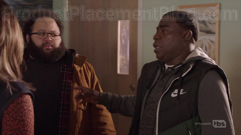 Nike Down Vest of Tracy Morgan in The Last O.G. S03E04 (1)