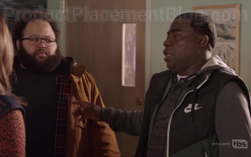 Nike Down Vest of Tracy Morgan in The Last O.G. S03E04 (1)