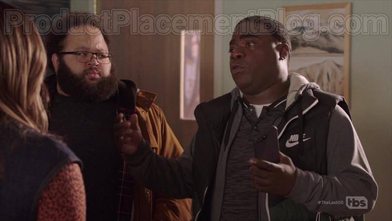 Nike Down Vest of Tracy Morgan in The Last O.G. S03E04 (2)