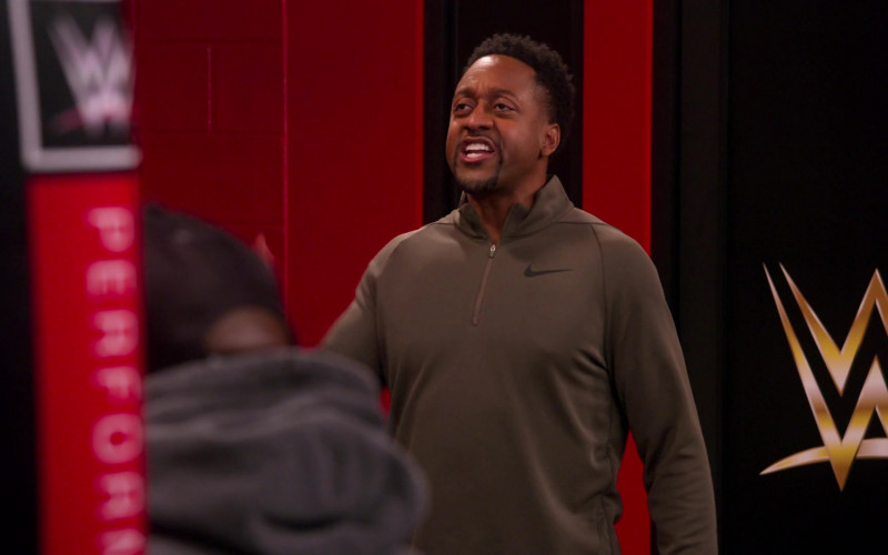 Nike Jacket Worn by Jaleel White as Terry in The Big Show Show S01E08 (1)