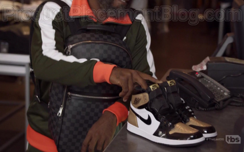 Nike Jordan High Top Sneakers in The Last O.G. S03E04 Fresh Jordans 2020 (3)