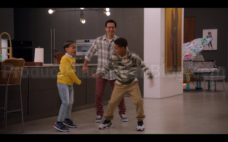 Nike Kids Shoes in #blackAF S01E05 (1)