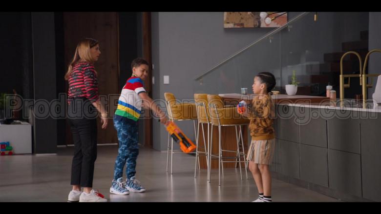 Nike Kids Shoes in #blackAF S01E05 (2)