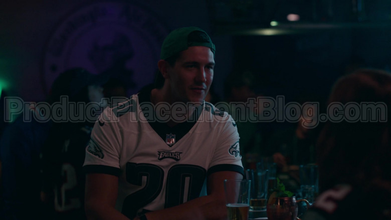 Nike NFL Eagles Jersey in Dave S01E08 (2)