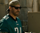 Nike NFL Philadelphia Eagles Jersey of David Boreanaz in SEAL Team S03E17 (1)