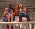 Nike Red Sneakers of Reylynn Caster in The Big Show Show S01E07 (2)
