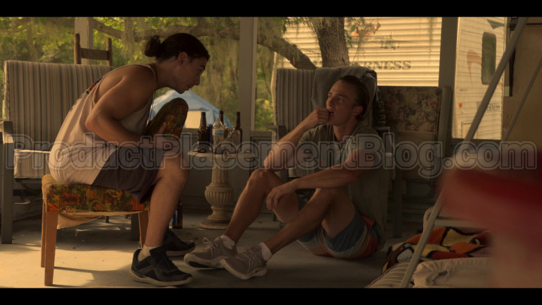 "Nike Shoes in Outer Banks S01E10 ""Phantoms"" (2)"