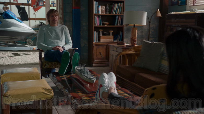 Nike Sneakers For Women in NCIS Los Angeles S11E21 (2)