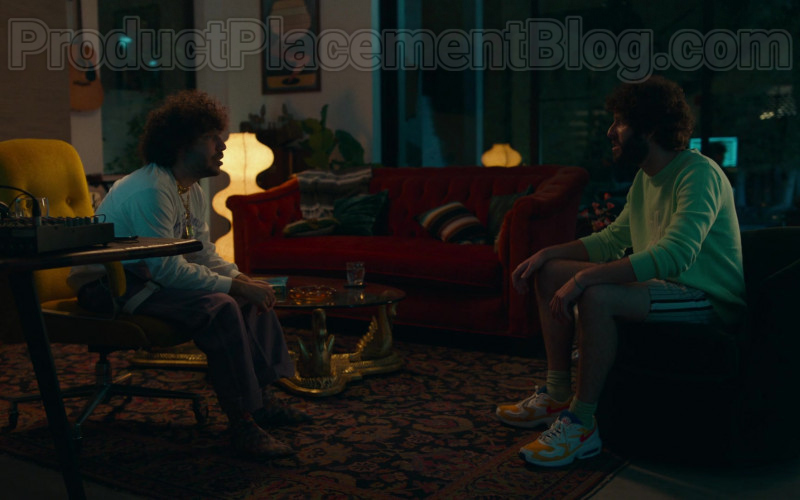 Nike Sneakers Worn by Lil Dicky in Dave S01E10 Jail (2020)