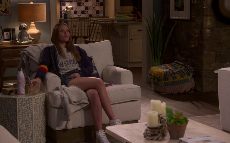 Nike Sneakers Worn by Reylynn Caster as Lola in The Big Show Show S01E05