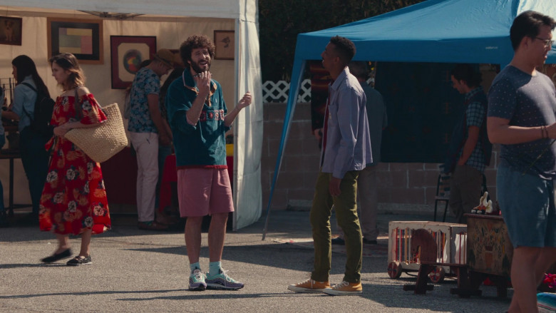 Nike Sneakers of Lil Dicky in Dave S01E07 (2)