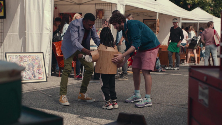 Nike Sneakers of Lil Dicky in Dave S01E07 (4)