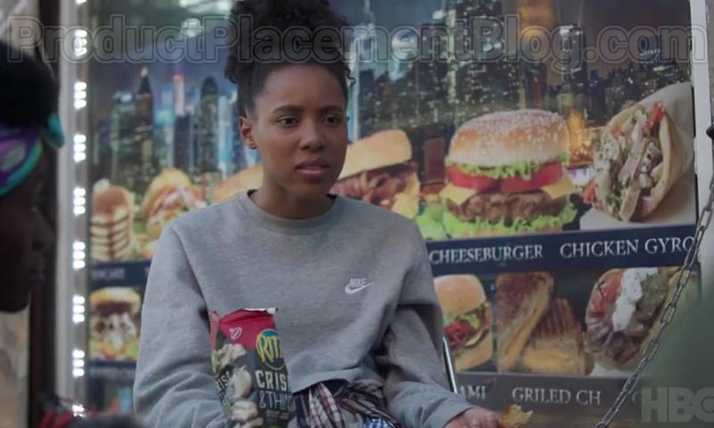 Nike Women's Grey Sweatshirt in Betty Season 1 (2020)