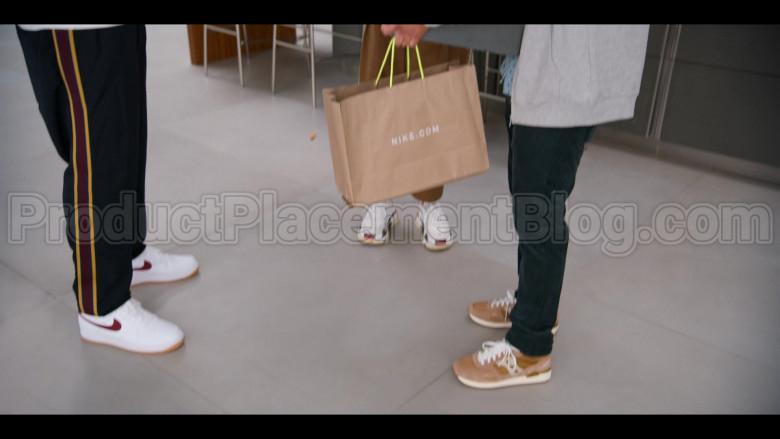 Nike.Com Paper Bag in #blackAF S01E01 because of slavery (2020)
