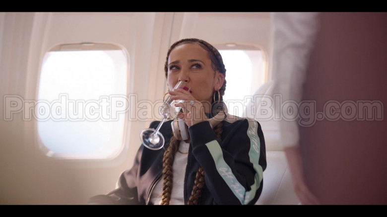 Off-White Jacket Worn by Rashida Jones in #blackAF S01E07 (2)