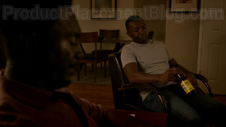 Pacifico Beer Enjoyed by Jamie Hector in Bosch S06E05