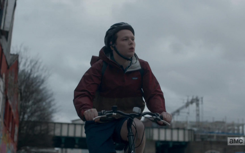 Patagonia Jacket of Sean Delaney in Killing Eve S03E01