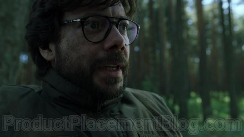 Persol Eyeglasses Worn by Álvaro Morte in Money Heist S04E01 (1)