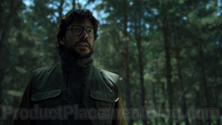 Persol Eyeglasses Worn by Álvaro Morte in Money Heist S04E01 (2)