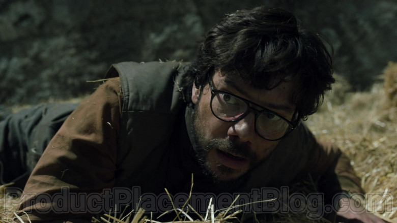 Persol Eyeglasses Worn by Álvaro Morte in Money Heist S04E01 (3)