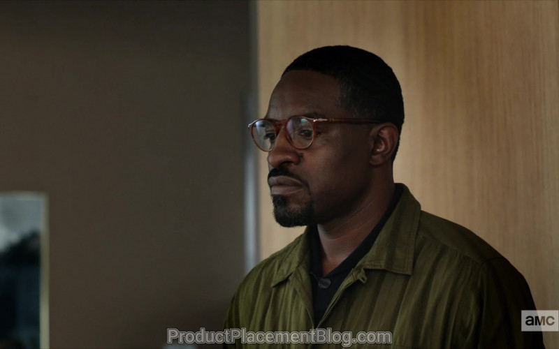 Persol Eyeglasses of Andre Benjamin as Fredwynn (André 3000) as Fredwynn in Dispatches From Elsewhere (1)