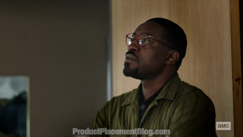 Persol Eyeglasses of Andre Benjamin as Fredwynn (André 3000) as Fredwynn in Dispatches From Elsewhere (2)