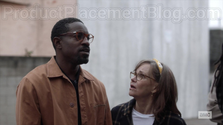 Persol Havana Round Eyeglasses Worn by André 3000 (André Benjamin) as Fredwynn in Dispatches from Elsewhere S01E09