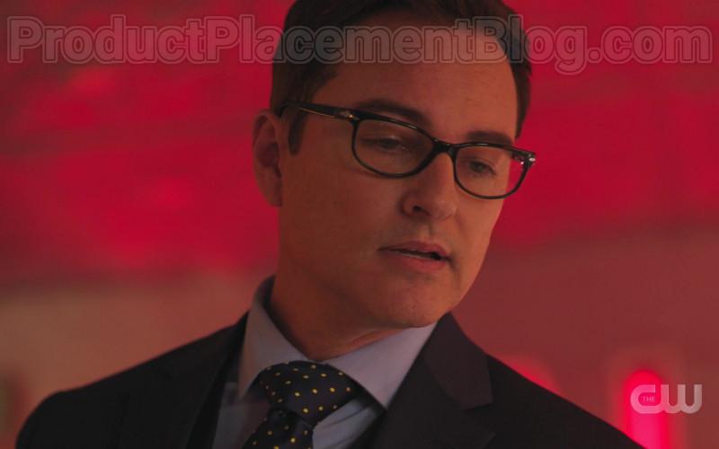 Persol Men's Eyeglasses in Riverdale S04E17 (2)