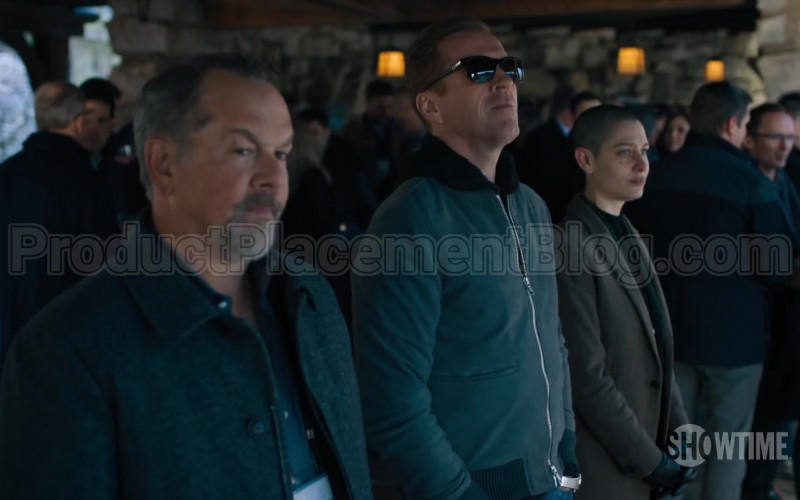 Persol Sunglasses of Damian Lewis as Robert 'Bobby' Axelrod in Billions Season 5