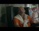Playgirl Magazine Held by Paul Scheer as Keith Shankar in Bl...