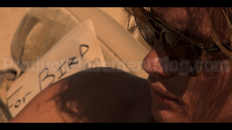 Polo Sunglasses by Ralph Lauren Worn by Chase Stokes as John B in Outer Banks (1)