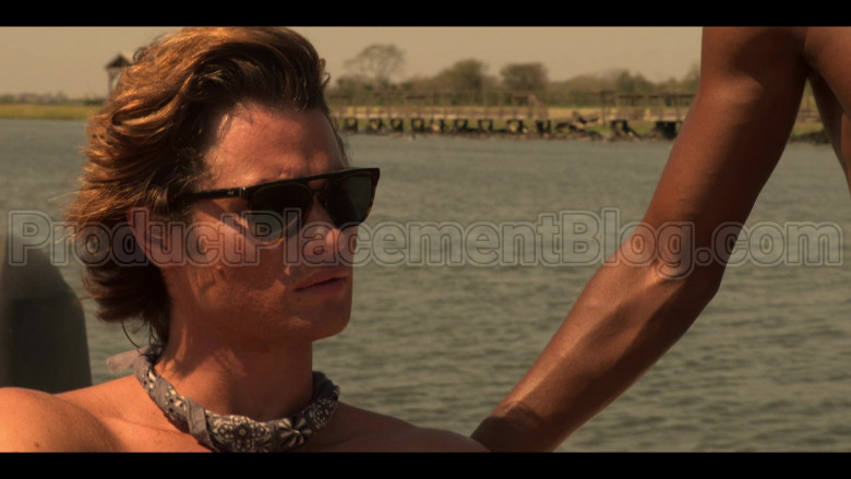 Polo Sunglasses by Ralph Lauren Worn by Chase Stokes as John B in Outer Banks (2)