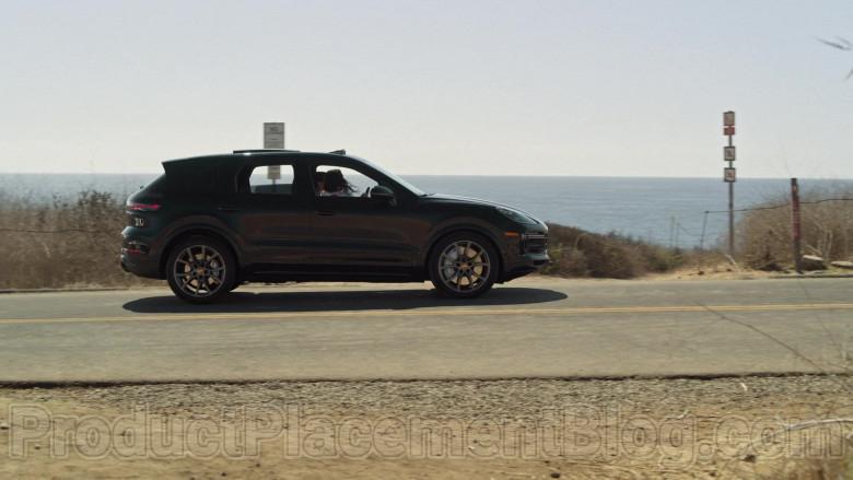 Porsche Cayenne Black Car Used by Jaren Lewison as Ben in Never Have I Ever Netflix TV Show (5)