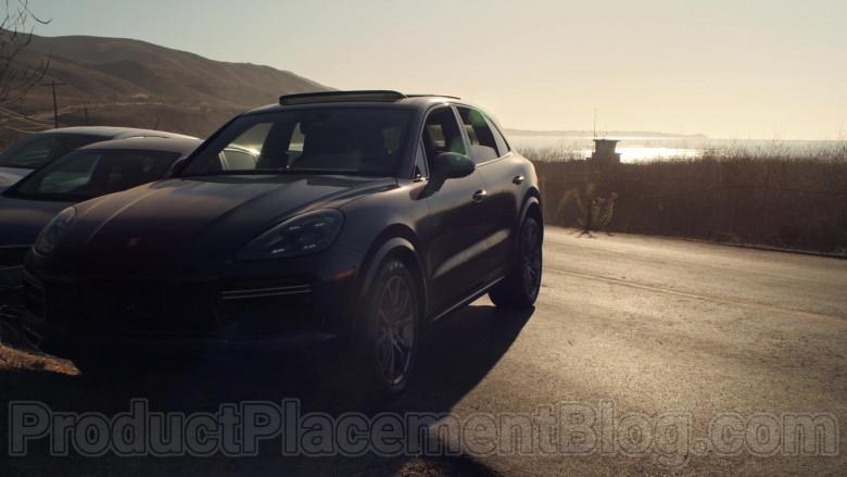 Porsche Cayenne Black Car Used by Jaren Lewison as Ben in Never Have I Ever Netflix TV Show (7)