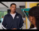 Puma Men's Sports Jacket in #blackAF S01E05 (2020)
