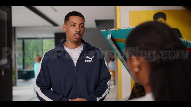 Puma Men's Sports Jacket in #blackAF S01E05 (2)