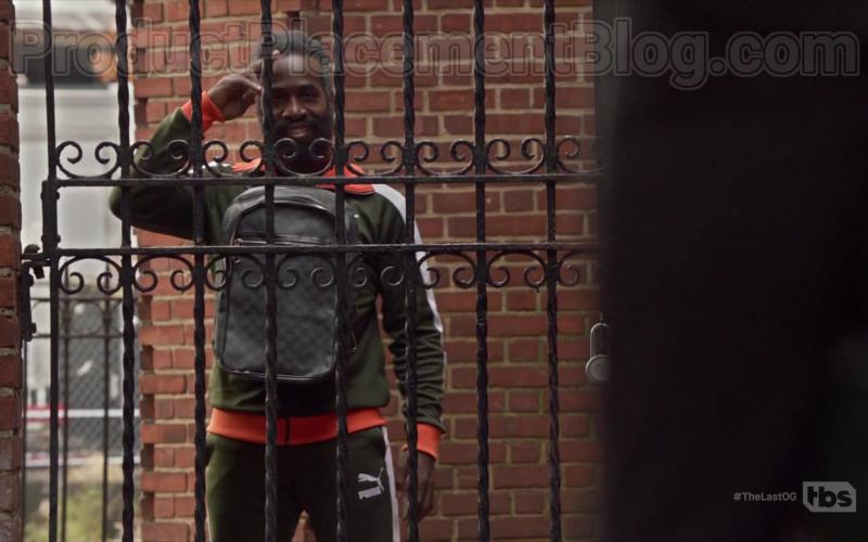 Puma Men's Tracksuit in The Last O.G. S03E04 Fresh Jordans 2020 (3)