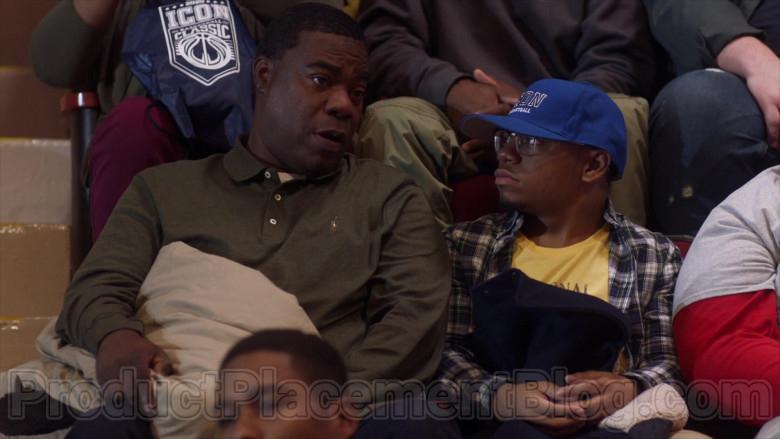 Ralph Lauren Long Sleeve Shirt of Tracy Morgan in The Last O.G. S03E03 Ballin (1)