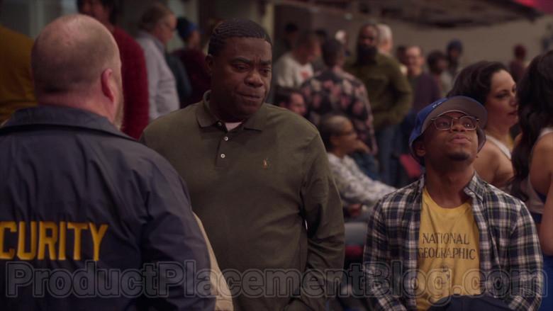 Ralph Lauren Long Sleeve Shirt of Tracy Morgan in The Last O.G. S03E03 Ballin (2)